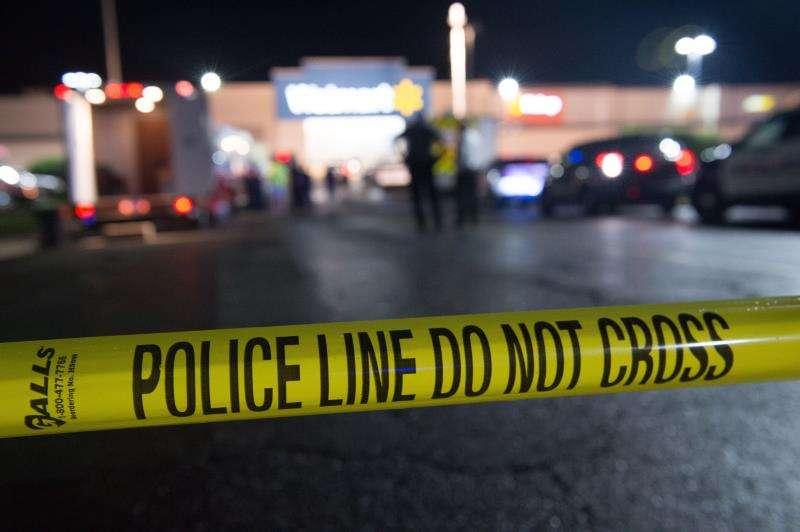 Miembros de la policía y unidades de rescate fueron registrados, luego de que se reportara un tirador activo en un Walmart de Cheltenham (Pensilvania, EE.UU.). Ocho personas resultaron heridas en el incidente, donde no se registraron víctimas. EFE