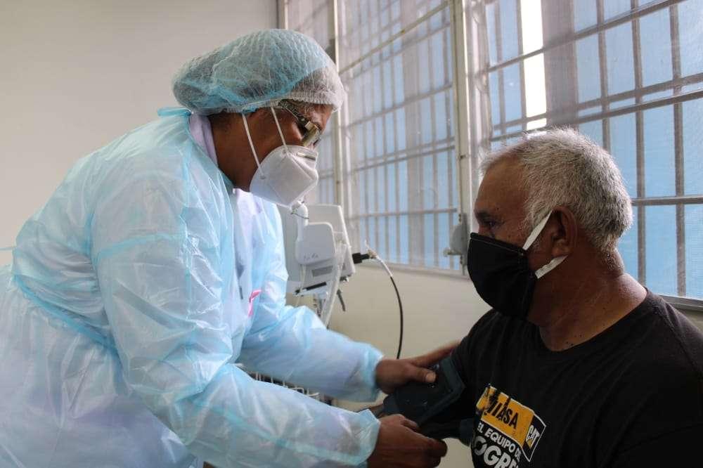 Se realizará la atención en las especialidades de ginecología, ortopedia, pediatría, psiquiatría y medicina familiar.