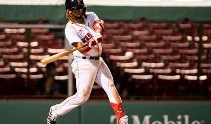 Jonathan Araúz conecta sus primeros hits y empuja sus primeras carreras en MLB