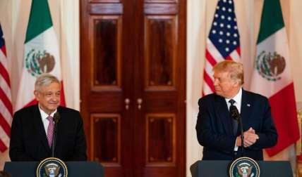 Según informes de prensa, Donald Trump planea rescindir de nuevo esta semana el programa conocido como DACA, que protege de la deportación a unos 650.000 indocumentados. FOTO/EFE