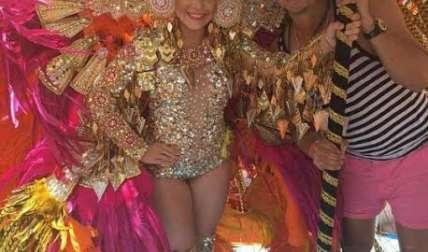 'Carnaval Santeño', belleza, tradición y alegría