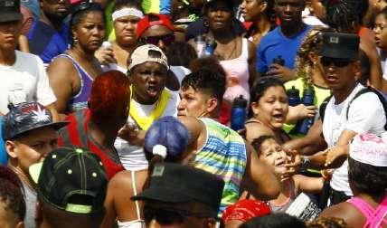 ¡Mongo en Carnaval!
