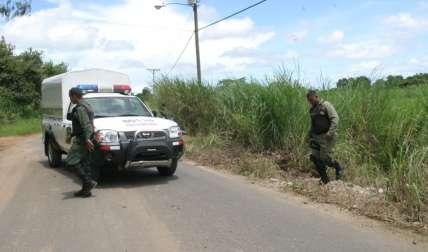 La policía dio con los sospechosos.  Foto Archivo