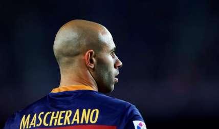 Javier Mascherano Foto EFE