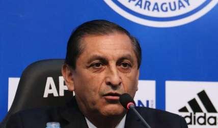 Ramón Díaz  dirigió a la selección de Paraguay de diciembre de 2014 a junio de este año. Foto EFE