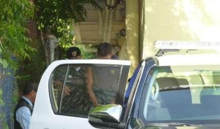 El presunto autor del doble homicidio fue enviado a detención provisional. Foto Thays Domínguez Corresponsal