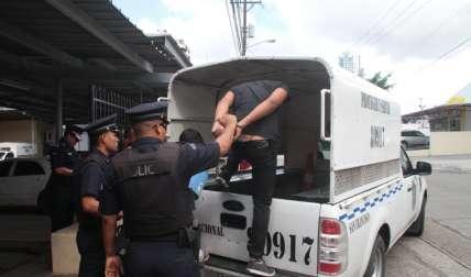 El detenido está a órdenes del Ministerio Público.  Foto Ilustrativa