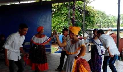 Celebraron feria. Foto: Zenaida Vásquez