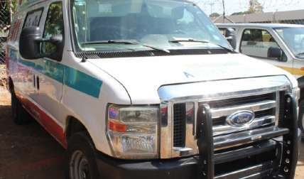 Paramédicos del SUME-911 atendieron a los heridos. Foto Tomada de @SUME911