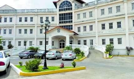 Órgano Judicial de Chiriquí Foto: Archivo.