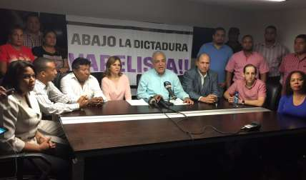Conferencia de prensa.  /  Foto: as_salazar