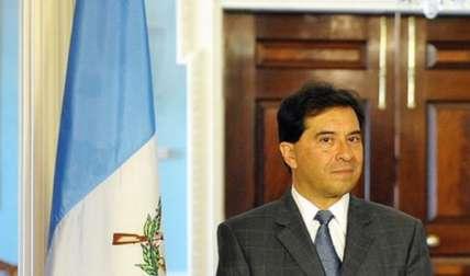 Harold Caballeros López, excanciller de Guatemala y pastor principal de la iglesia cristiana El Shaddai.  Foto Cortesía