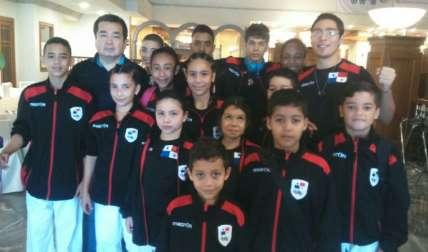Miembros de la academia panameña. Foto: Cortesía