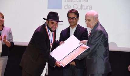 Arturo Wong Sagel, ganador por partida doble del Ricardo Miró 2016.