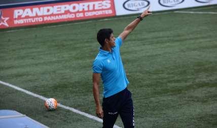 Sergio Guzmán ha ganado dos torneos, en sus tres temporadas con Árabe Unido. Foto: Anayansi Gamez