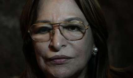 Balbina Herrera Foto Archivo