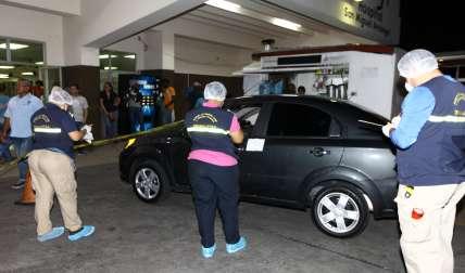 Autoridades investigan cómo ocurrieron los hechos.  /  Foto: Alexander Santamaría