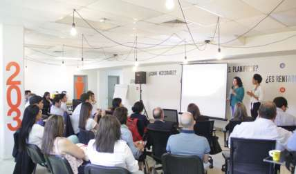 Para SAP, que lanzó su iniciativa SAP Social Sabbatical en Panamá. Donde ejecutivos de la compañía asesorarán a ONG en la creación de soluciones de negocios. Para esta primera etapa del programa fueron seleccionadas Fundación Calicanto, Movimiento Nueva Generación, Ciudad del Saber y Fundación Esperanza.