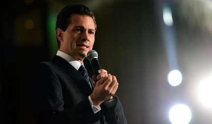El presidente mexicano, Enrique Peña Nieto.  /  Foto: EFE
