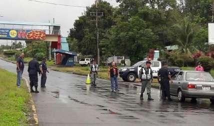 En la provincia de Chiriquí van 60 muertos por accidentes de tránsito.