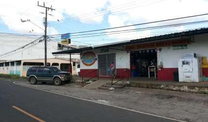 Inmediaciones del tiroteo.  /  Foto: Raimundo Rivera