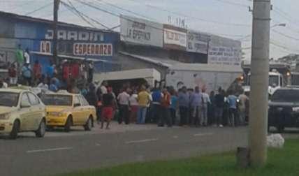 No se reportaron víctimas fatales.  /  Foto: Cortesía
