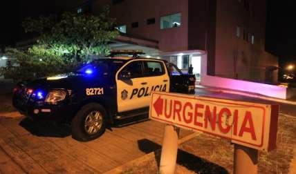 Vista general del cuarto de Urgencias del Hospital Irma H. Tzanetatos.  /  Foto: Archivo
