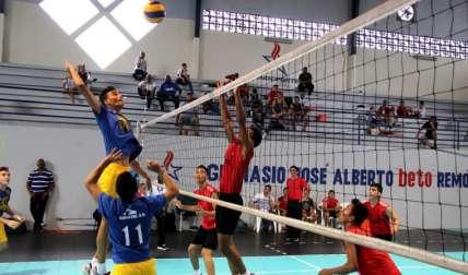 Herrera dominó en tres sets a Chiriquí Oriente. Foto: Pandeportes