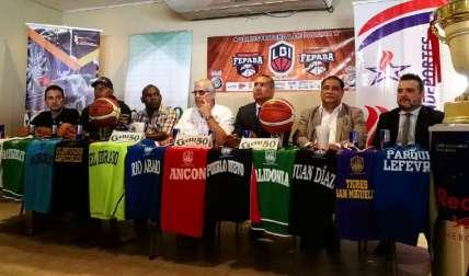 Ayer se realizó la conferencia de prensa de la competencia, que contará con 18 equipos en la categoría masculina. Foto: Cortesía