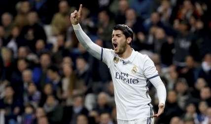 Álvaro Morata jugará en el Chelsea. Foto: EFE