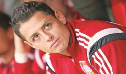 Hernández jugó en el Manchester United entre 2010-15. Foto: AP