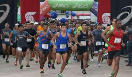 Mil 500 corredores participaron en la prueba./ Foto Cortesía