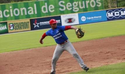 Adán Sánchez, de Panamá Oeste, es una de las figuras de la selección. Foto: Anayansi Gamez
