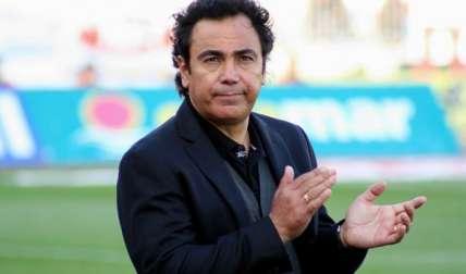 Hugo Sánchez, figura del fútbol mexicano/ EFE
