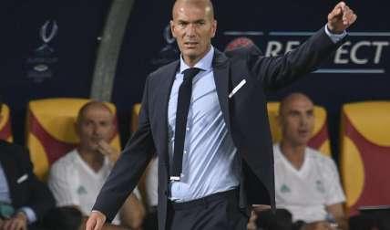 Zidane va por su séptimo título en año y medio. Foto: EFE