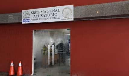 La audiencia se realizó en la sala del Sistema Penal Acusatorio de plaza Ágora.  Foto Archivo