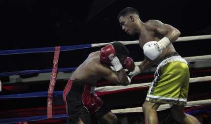 """Ricardo """"El Científico"""" Núñez tiene marca de 17 triunfos (16 KO) y dos derrotas. Foto: Anayansi Gamez"""