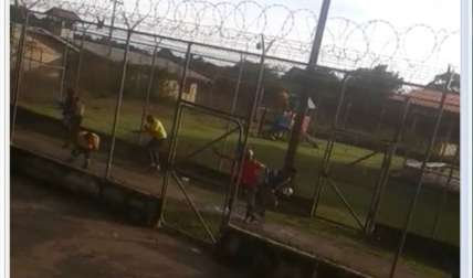 Foto ilustrativa del centro penal