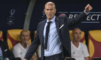 Zinedine Zidane Foto: EFE