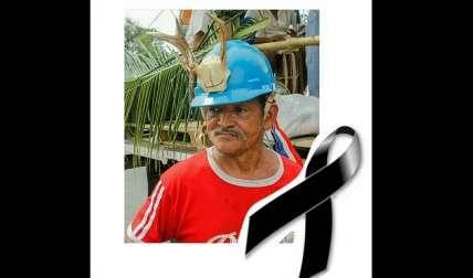 La noticia de la muerte de 'Cachimba' corrió como pólvora en Chitré desde tempranas horas de este domingo.  /  Foto: Thays Domínguez
