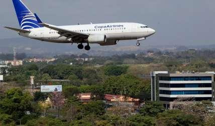 """""""Igualmente Copa Airlines informa que está en la disposición de reembolsar sin penalidad alguna a los clientes cuyos vuelos hayan sido cancelados por esta situación"""", indicó el comunicado. EFE"""