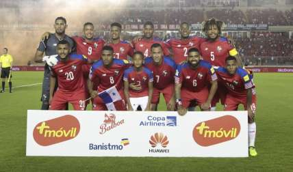 Panamá venció 3-0 a Trinidad y Tobago en su último duelo eliminatorio. Foto:Anayansi Gamez