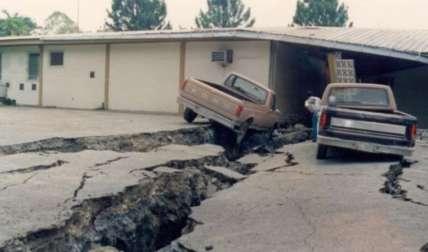 El terremoto de Bocas del Toro de 1991.