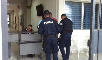 Sentenciado a su traslado a una cárcel pública.  Foto: Mayra Madrid Corresponsal