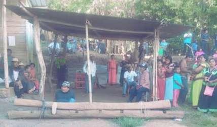 Estudian las prácticas de justicia en los pueblos indígenas de Panamá.