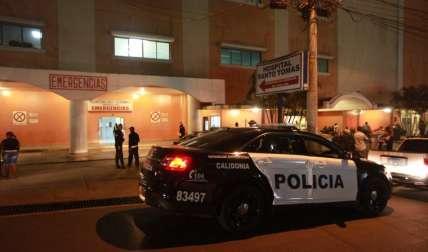 Cuarto de Urgencias del Hospital Santo Tomás.  Foto Archivo