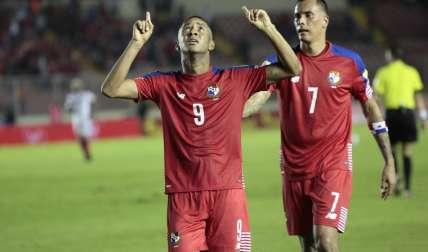 El gol se lo acreditaron a Gabriel Torres. Foto: Anayansi Gamez