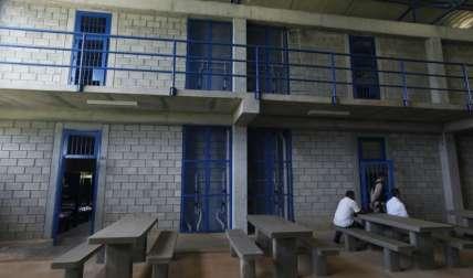 Cárcel La Gran Joya.  Foto Archivo