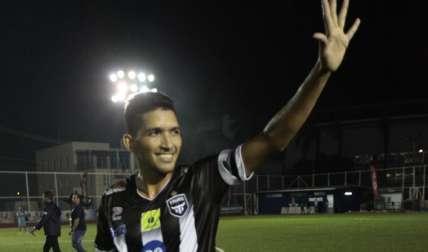 Edwin Aguilar, goleador del Tauro FC. Foto:Anayansi Gamez