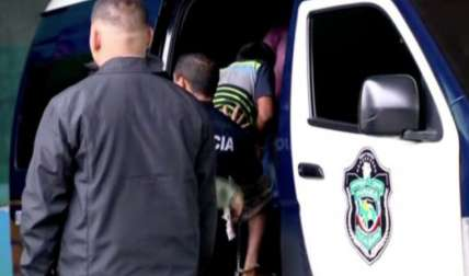 Giovani De Gracia fue sentenciado por posesión de armas. También es investigado por el doble homicidio de policías.  Foto Tomada de TReporta